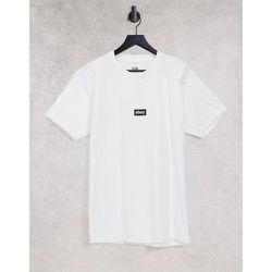 T-shirt à logo sur le devant - Obey - Modalova