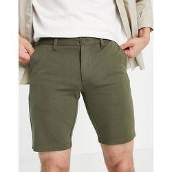 Short habillé en jersey - Kaki - Only & Sons - Modalova
