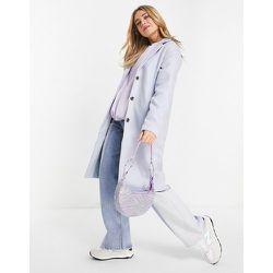 Alice - Manteau en laine mélangée - pâle - Pieces - Modalova