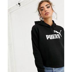 Essentials+ - Hoodie court avec logo - Puma - Modalova
