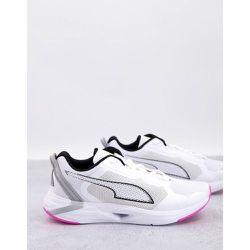 Minima - Baskets - Blanc, et rose - Puma - Modalova