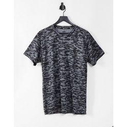 T-shirt de sport manches courtes à imprimé sur l'ensemble - Puma - Modalova