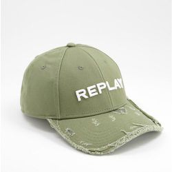 Casquette de baseball à logo - Replay - Modalova