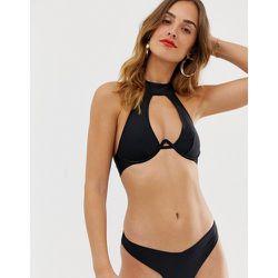 Haut de bikini dos-nu - Noir - River Island - Modalova