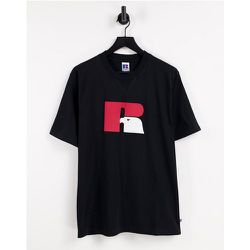 Jerry - T-shirt avec grand logo - Russell Athletic - Modalova
