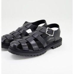 Chaussures chunky style pêcheur - Cuir - Silver Street - Modalova