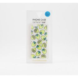 Coque pour iPhone 6 plus/6s plus imprimé citrons - Skinnydip - Modalova