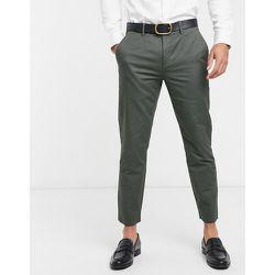 Cliftro - Pantalon court en coton teint - Ted Baker - Modalova