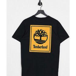 Back Stack - T-shirt - - Exclusivité ASOS - Timberland - Modalova