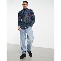 Chemise ajustée en popeline à manches longues - Timberland - Modalova