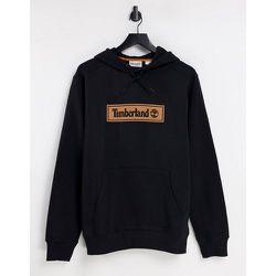Hoodie à logo linéaire - Timberland - Modalova