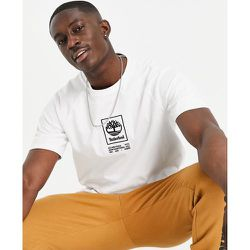 Stack - T-shirt épais à logo - Timberland - Modalova