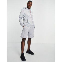 Sport - Hoodie zippé avec logo vertical - Tommy Hilfiger - Modalova