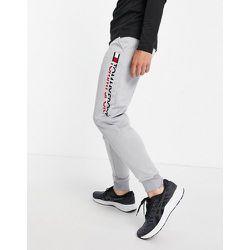 Sport - Jogger en polaire avec logo - Tommy Hilfiger - Modalova