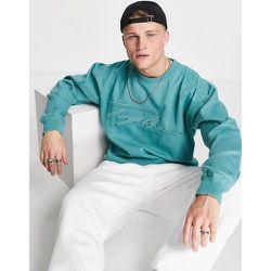 Sweat-shirt d'ensemble à logo signature - Topman - Modalova