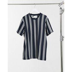 T-shirt à rayures - et marine - Topman - Modalova