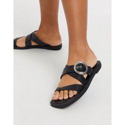 Sandales à entredoigt et bride - Topshop - Modalova
