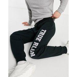 Jogger ajusté avec grand logo - True Religion - Modalova