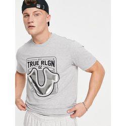 T-shirt tendance à col ras de cou - True Religion - Modalova