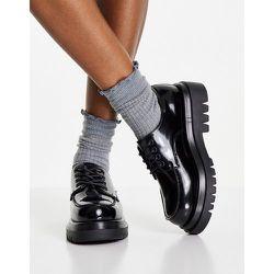 Chaussures épaises à lacets - Truffle Collection - Modalova