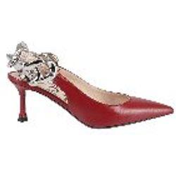 Chaussures A Talon - Rouge - N°21 - Modalova