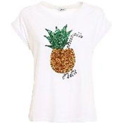 T-Shirt - Blanc - Liu Jo - Modalova