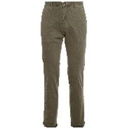 Pantalons Decontractes - Vert Fonce - Slowear Incotex - Modalova