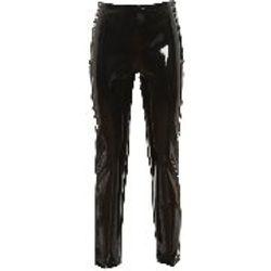 Pantalons En Cuir - Noir - PATRIZIA PEPE - Modalova