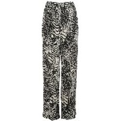 Pantalons Decontractes - Bicolore - Twinset - Modalova