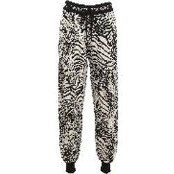 Pantalons De Sport - Noir - Twinset - Modalova