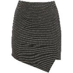 Mini Jupe - Noir - PATRIZIA PEPE - Modalova