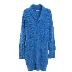 Cardigan - Bleu - PATRIZIA PEPE - Modalova