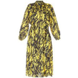 Robe Au Genou - Jaune - N°21 - Modalova