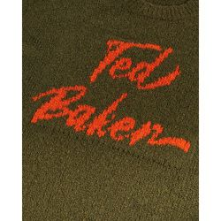 Ls Signature Crew Neck - Ted Baker - Modalova