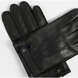 Top Stiched Leather Gloves - Ted Baker - Modalova