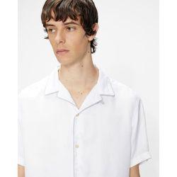 Ss Plain Silk Blend Shirt - Ted Baker - Modalova