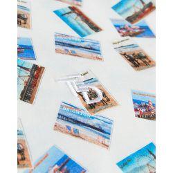 Tee-shirt Carte Postale - Ted Baker - Modalova