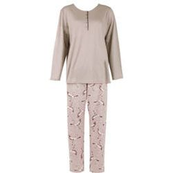 Pyjama top en coton Artisan Nights - CALIDA - Modalova