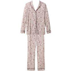 Pyjama chemise en coton Artisan Nights - CALIDA - Modalova