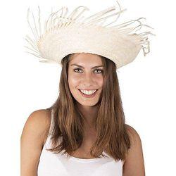 Chapeau de paille Hawaï - Kiabi - Modalova