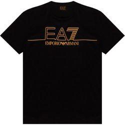 Logo T-shirt , , Taille: XL - Emporio Armani EA7 - Modalova