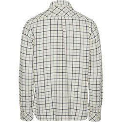 Camisa Larch Big Checked - Knowledge Cotton Apparel - Modalova