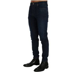 Wash Aberdeen Slim Fit Jeans - Frankie Morello - Modalova