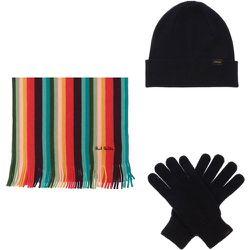 Chapeau, écharpe et gants ensemble , , Taille: Onesize - Paul Smith - Modalova