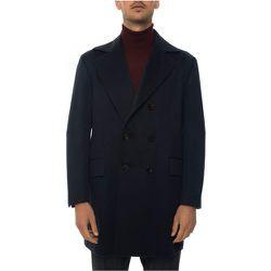 Double-breasted coat Kiton - Kiton - Modalova