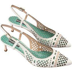 Perforated leather shoes Baldinini - Baldinini - Modalova