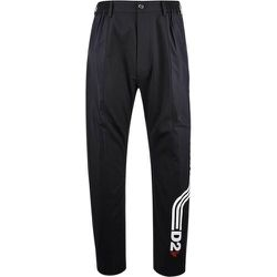 Side logo tapered trousers , , Taille: 44 IT - Dsquared2 - Modalova