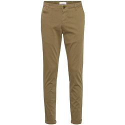JOE slim chino pants , , Taille: W33 - Knowledge Cotton Apparel - Modalova