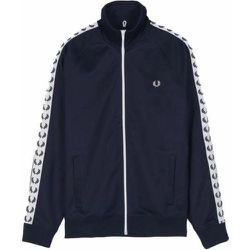 Taped Tracked Jacket Sweater , , Taille: S - Fred Perry - Modalova