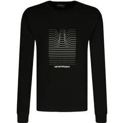 Sweatshirt 3k1me3 1jtnz 0999 , , Taille: S - Emporio Armani - Modalova